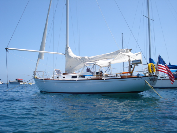 The Cal 40 Used Boat Review