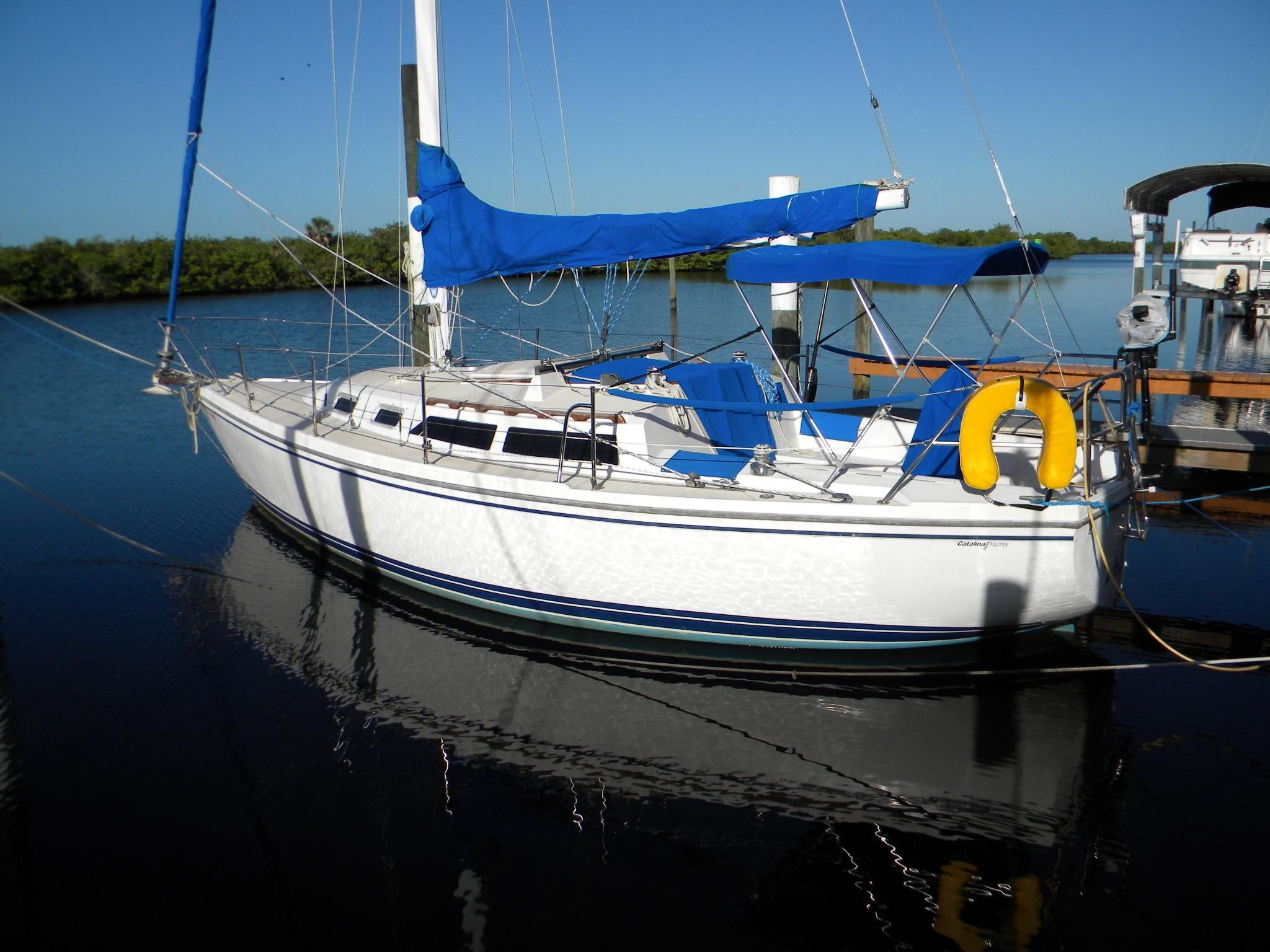 The Catalina 30 Used Boat Review