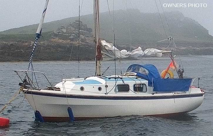 Westerly Centaur 26 Used Boat Revie