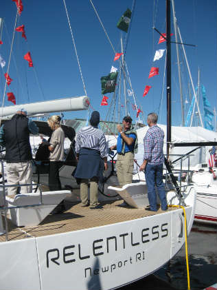 10 Expert Tips for Sailboat Show Goers