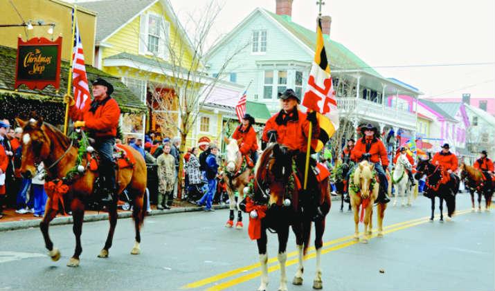 St. Michaels Talbot Street Parade