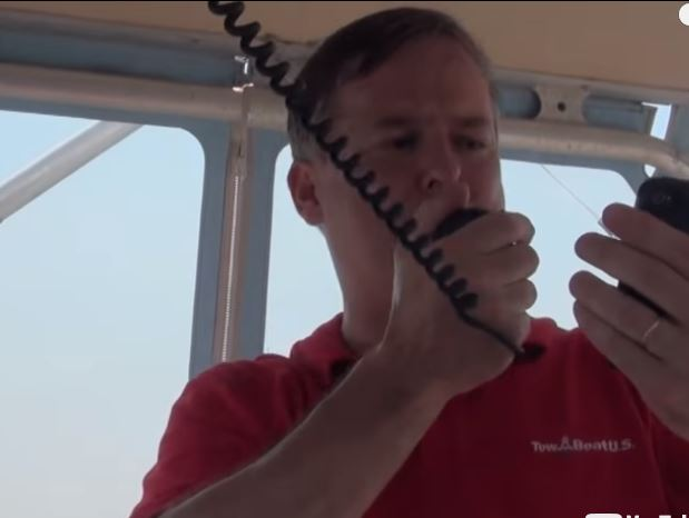 "Check out the online BoatUS class ""All About Marine Radio."""