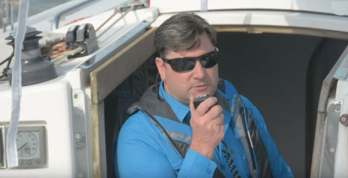 "BoatU.S. offers an oline ""All About Marine Radio"" course for $30. Photo courtesy of BoatUS/YouTube still"
