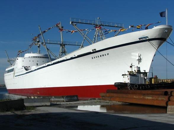 National Maritime Day Honors NS Savannah | SpinSheet