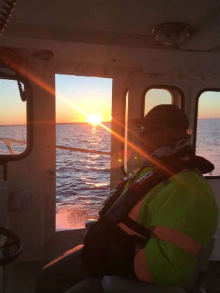 Mike Romey/ Smith Point Sea Rescue Blue Friday 2017