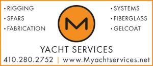 From rigging, spars, fabrication, systems, fiberglass, and gelcoat, M Yacht Services offers all your sailing needs.