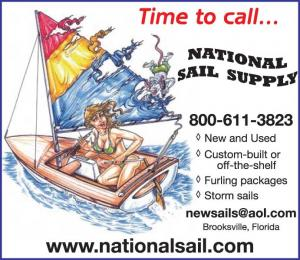 National Sail Supply offers new and used custom sails, furling packages, and storm sails.