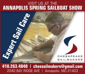 Chesapeake Sailmakers provides expert sail care in Annapolis, Maryland.