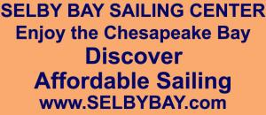 Selby Bay Sailing Center located in Edgewater, Maryland is the Flying Scot Marina on the Chesapeake Bay.