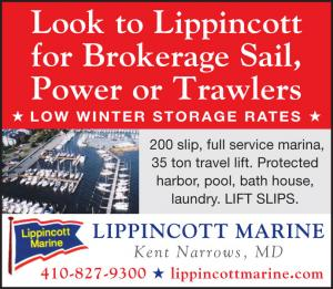 Lippincott Marine is a full service marina and yacht brokers located in Grasonville, Maryland.