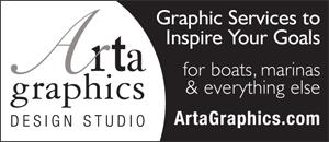 Graphic services to inspire your goals for boats, marinas, and everything else.