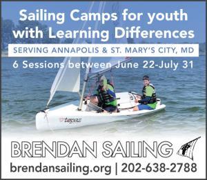 Brendan Sailing