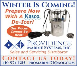 Providence Marine Systems - Kasko De-Icer Sales and Servicing Distributor