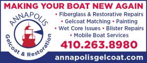 Fiberglass & Restorative Repairs, Gelcoat Matching, Painting, Wet Core Issues, Blister Repairs, Mobile Boat Services