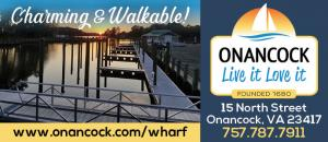 Boat slips in Onancock, Virginia - Live it Love it<br>Charming and walkable! Shops and Restaurants Nearby. Floating Docks. FREE Showers and Laundry