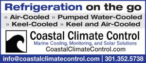 Coastal Climate Control - Marine cooling, monitoring, and solar solutions