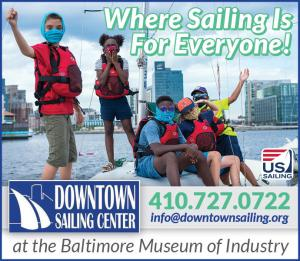 Downtown Sailing Center at the Baltimore Museum of Industry - Where Sailing Is For Everyone!