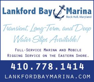 Lankford Bay Marina - Transient, Long-Term, and Deep Water Slips Available! Full-Service Marina and Mobile Rigging Service on the Eastern Shore