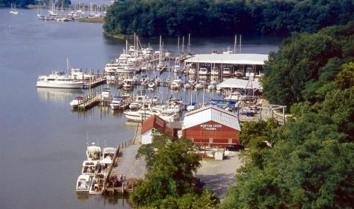 Worton Creek Marina