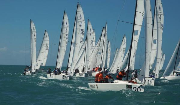 j70s key west race week hooligan