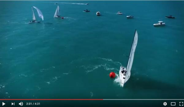 T2PTV Quantum Key West Race week video