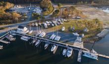 Cape Charles Yacht Center and Harbor