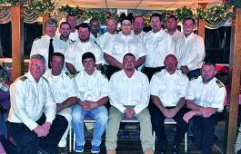 Charter Captains Courses graduates.