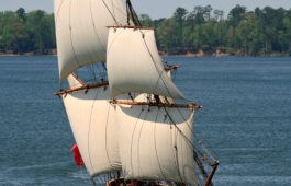 The Maryland Dove visits Annapolis March 16-18.