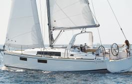The Beneteau Oceanis 31-1
