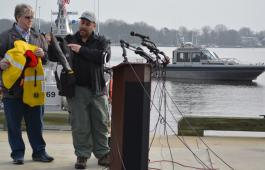 Two accident survivors share lessons learned about lifejackets and VHF radios.