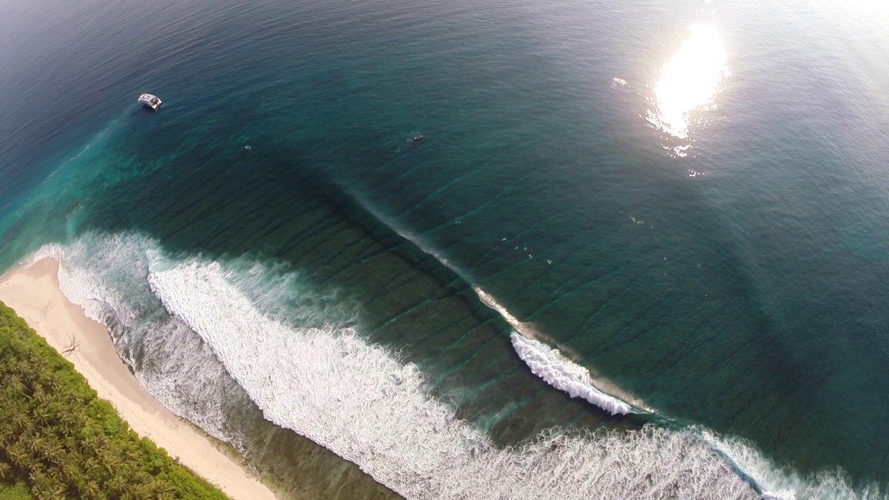 Surfing The Mentawai Islands Drone Video Spinsheet