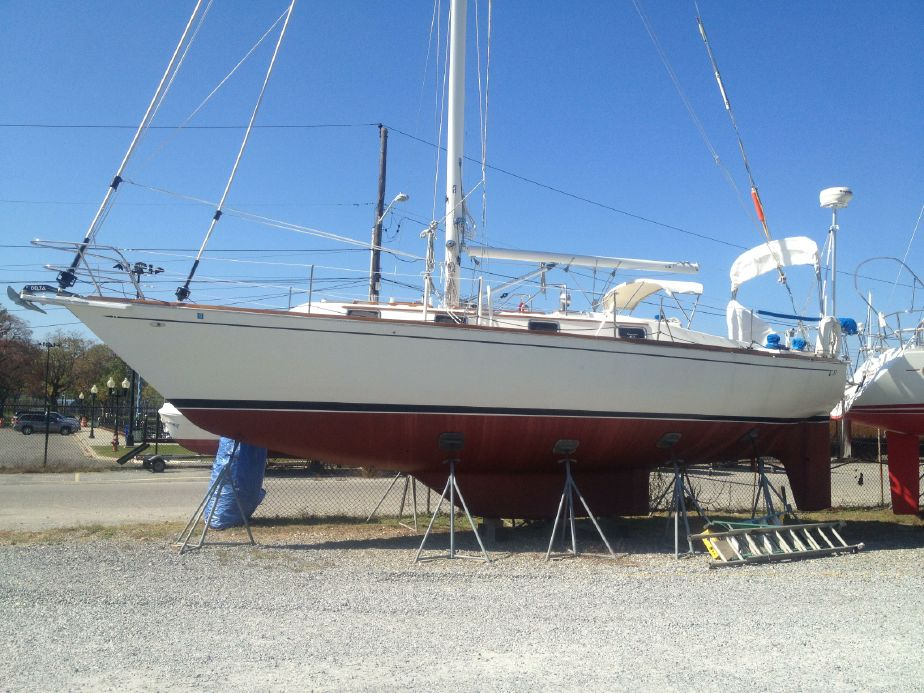 Tartan 37 Used Boat Review