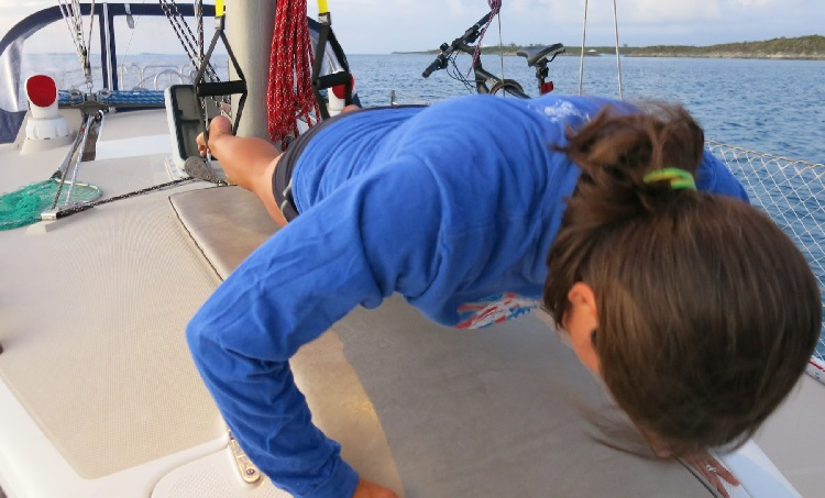 It may not always seem this way, but fitness and sailing go hand-in-hand. - From turftosurf.com