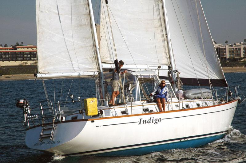 Indigo in Southern California