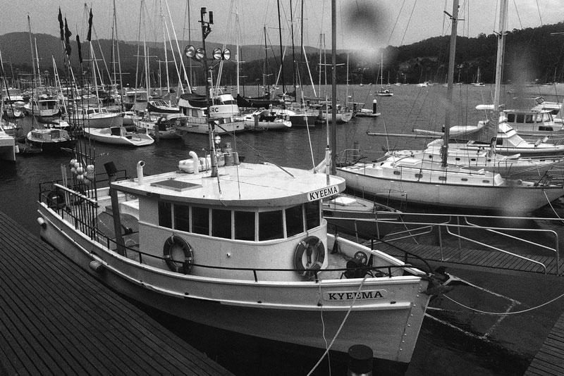 Fishing boats abound. Photo by Craig Ligibel