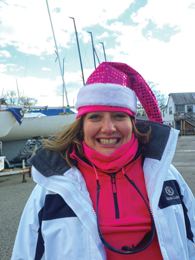 Start Sailing Now profile Beth White.