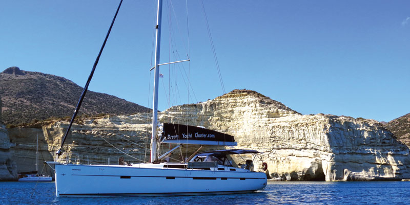 Charter Sailing in Greece