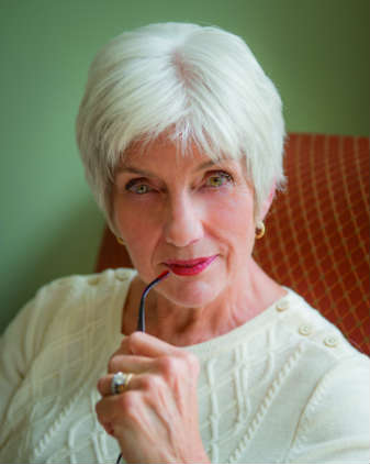"""Marcia Moore, Eastern Shore author of """"Wind and Oyster Jack"""""""